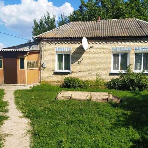 Продажа одноэтажный дом со всеми удобствами село Рудьковка. Агентство недвижимости