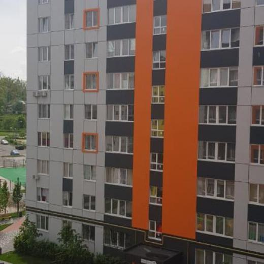 Продажа 1 однокомнатная квартира с частичным ремонтом ЖК Синергия 3 улица Григория Сковороды Ирпень. Агентство недвижимости