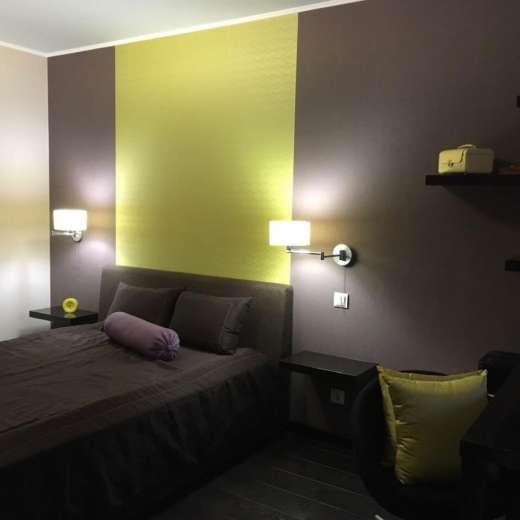 Продажа 1 однокомнатная квартира с дизайнерским ремонтом мебелью и техникой центр Бучи. Агентство недвижимости
