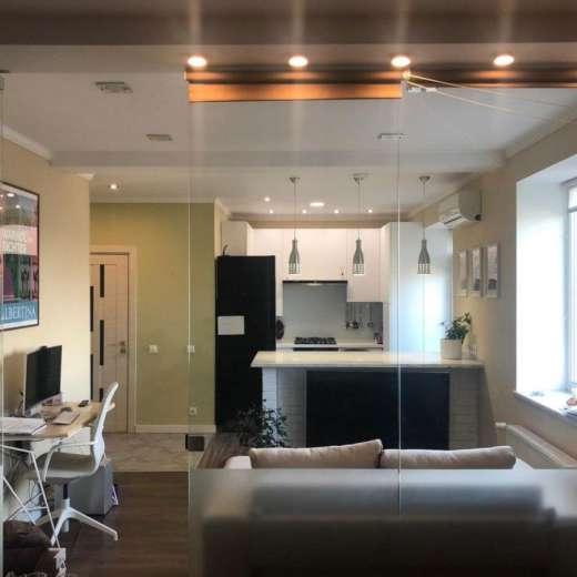 Продажа 1 однокомнатная ультрасовременная и стильная квартира в ЖК Джерело улица Толстого Ирпень. Агентство недвижимости