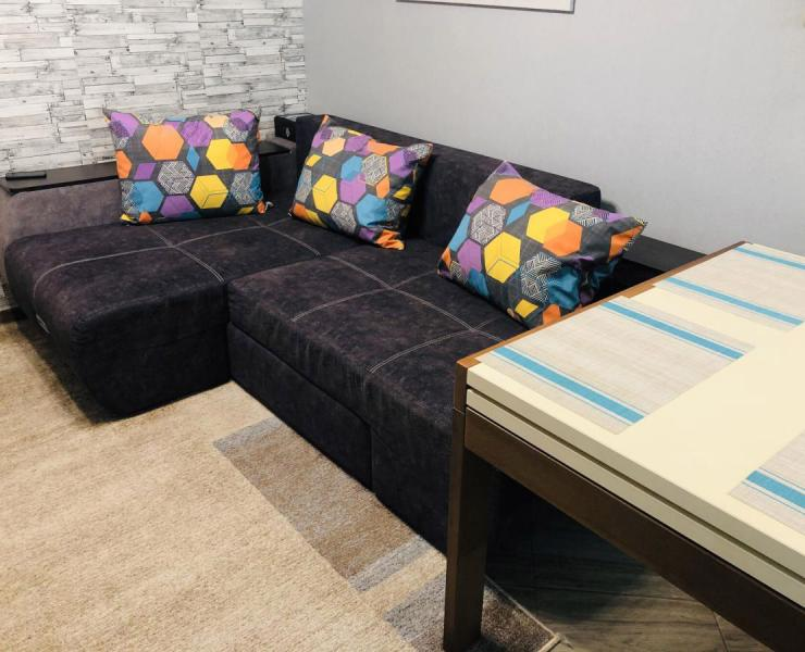Продажа большая 1 однокомнатная квартира с ремонтом мебелью и техникой улица Остромирская Гостомель. Агентство недвижимости
