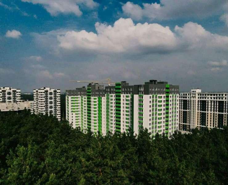 Продажа большая видовая на парк 3 трехкомнатная квартира ЖК City Park улица Чехова Ирпень. Агентство недвижимости