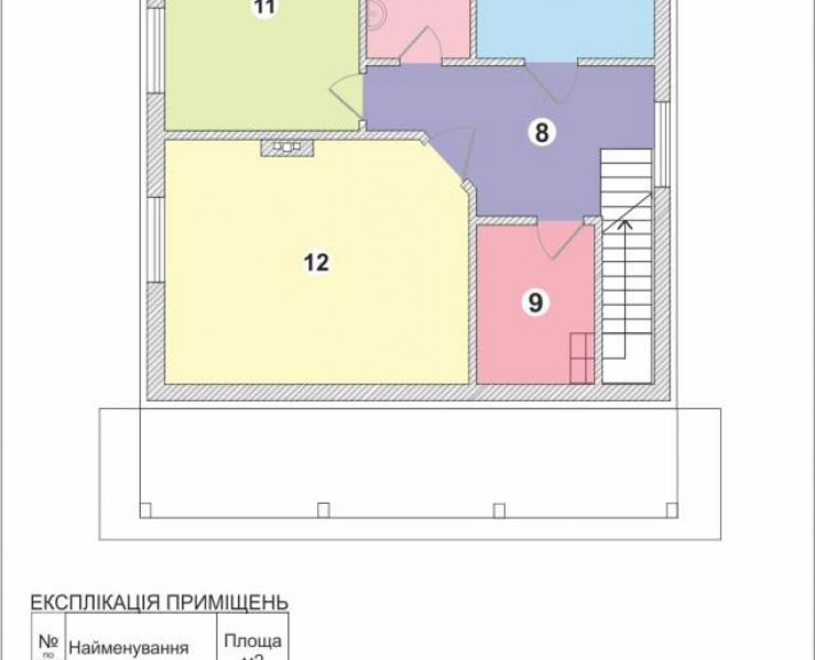 Продажа дом с кухней-гостиной в лесной части Ворзель. Агентство недвижимости