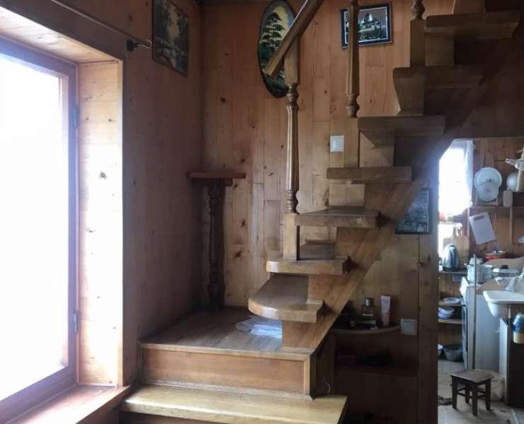 Продажа двухэтажный дом по Житомирской трассе рядом озера и лес село Гореничи. Агентство недвижимости