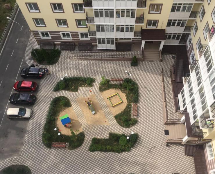 Продажа 2 двухкомнатная квартира хорошей планировки рядом с Бучанским парком Буча. Агентство недвижимости