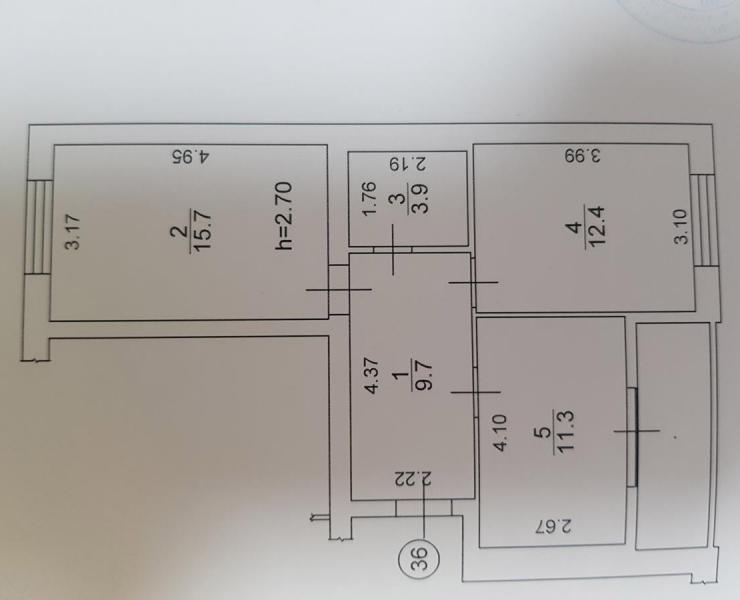 Продажа 2 двухкомнатная квартира с ремонтом в ЖК Фортуна Ирпень. Агентство недвижимости