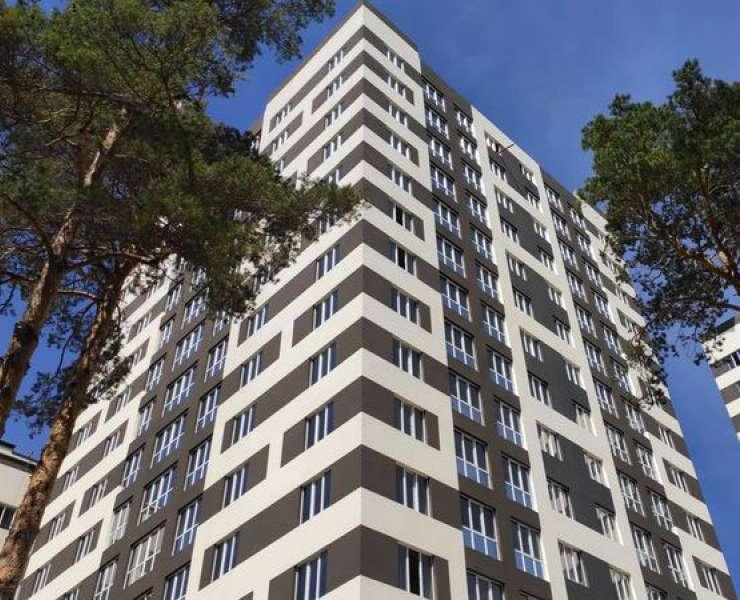 Продажа готовая 1 однокомнатная квартира с кухней ЖК Chehov Парк Квартал улица Чехова Ирпень. Агентство недвижимости