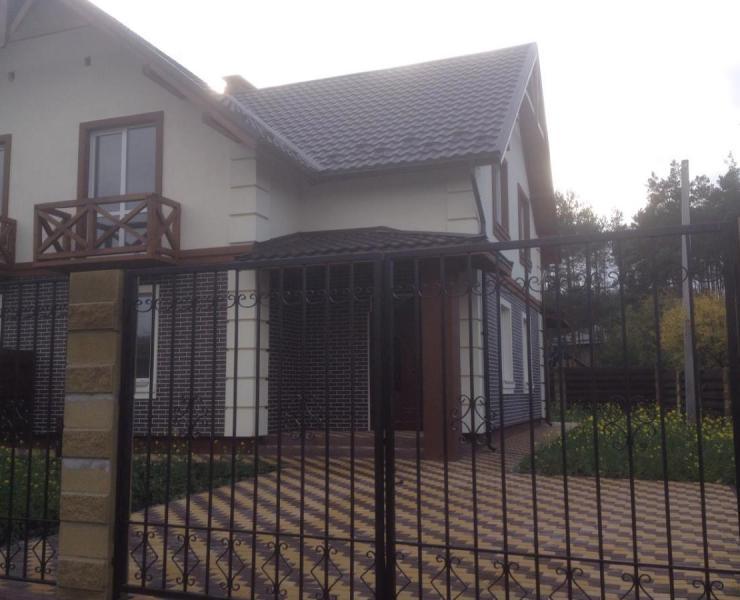 Продажа новый большой дом дуплекс улица Киево-Мироцкая Буча. Агентство недвижимости