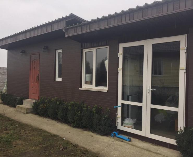 Продажа новый дом с ремонтом мебелью и техникой возле озера село Лубянка. Агентство недвижимости