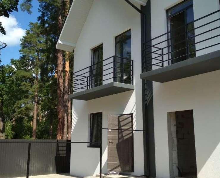 Продажа новый двухэтажный таунхаус в курортной зоне Ворзеля. Агентство недвижимости