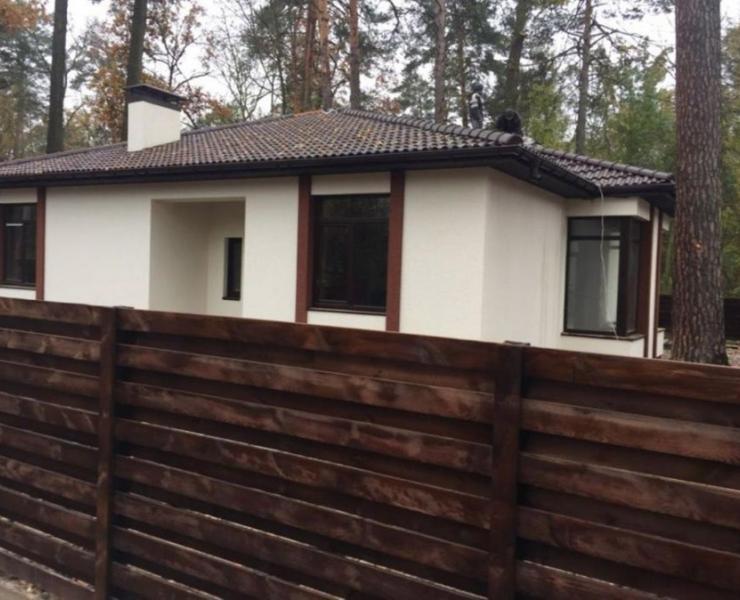 Продажа одноэтажный дом в лесной части Ирпеня 6 линия. Агентство недвижимости