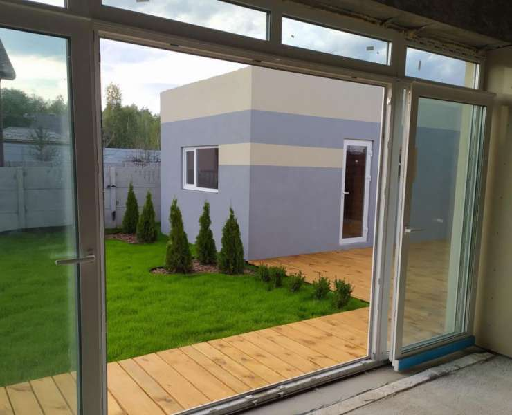 Продажа одноэтажный очень теплый дом с благоустроенным участком село Стоянка. Агентство недвижимости