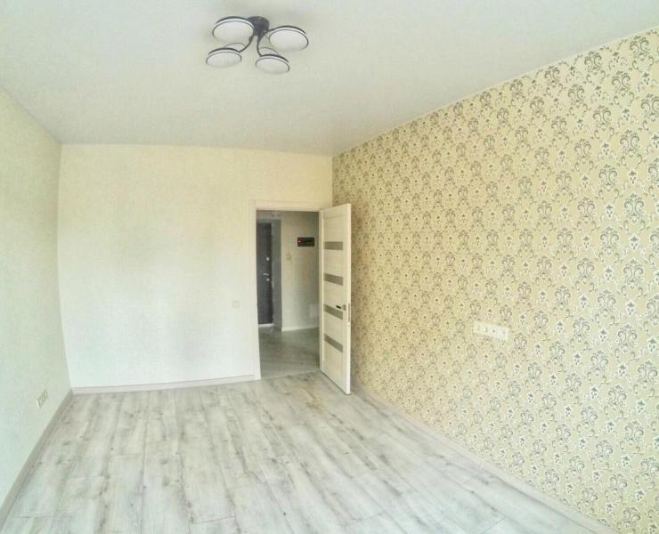 Продажа 1 однокомнатная квартира с новым современным ремонтом ЖК Суворов улица Лермонтова Ирпень. Агентство недвижимости