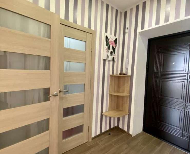 Продажа 1 однокомнатная квартира с ремонтом полностью укомплектована ЖК Синергия 2 улица Мечникова Ирпень. Агентство недвижимости