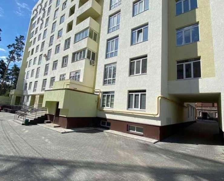 Продажа видовая большая 1 однокомнатная квартира возле Центрального парка улица Лесная Ирпень. Агентство недвижимости