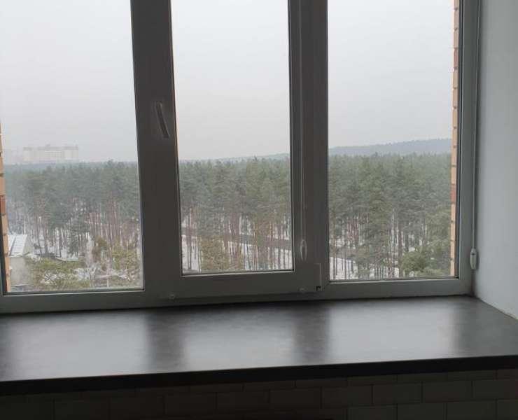 Продажа видовая 1 однокомнатная квартира с качественным ремонтом и мебелью ЖК Карат Ирпень. Агентство недвижимости
