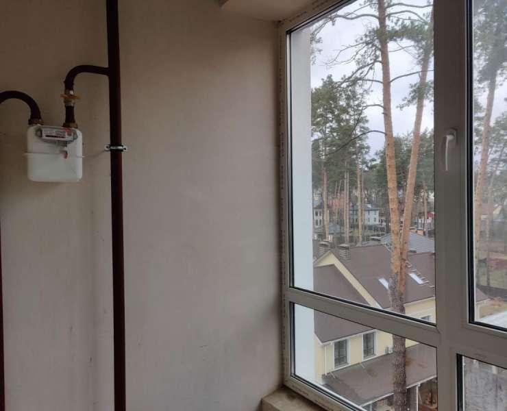Продажа видовая 3 трехкомнатная квартира под ремонт ЖК РоКоКо улица Чехова Ирпень. Агентство недвижимости