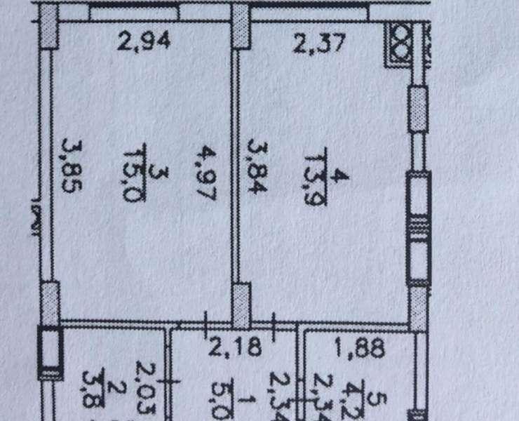 Продажа большая 1 однокомнатная квартира с гардеробной ЖК Синергия 2+ улица Новооскольская Ирпень. Агентство недвижимости